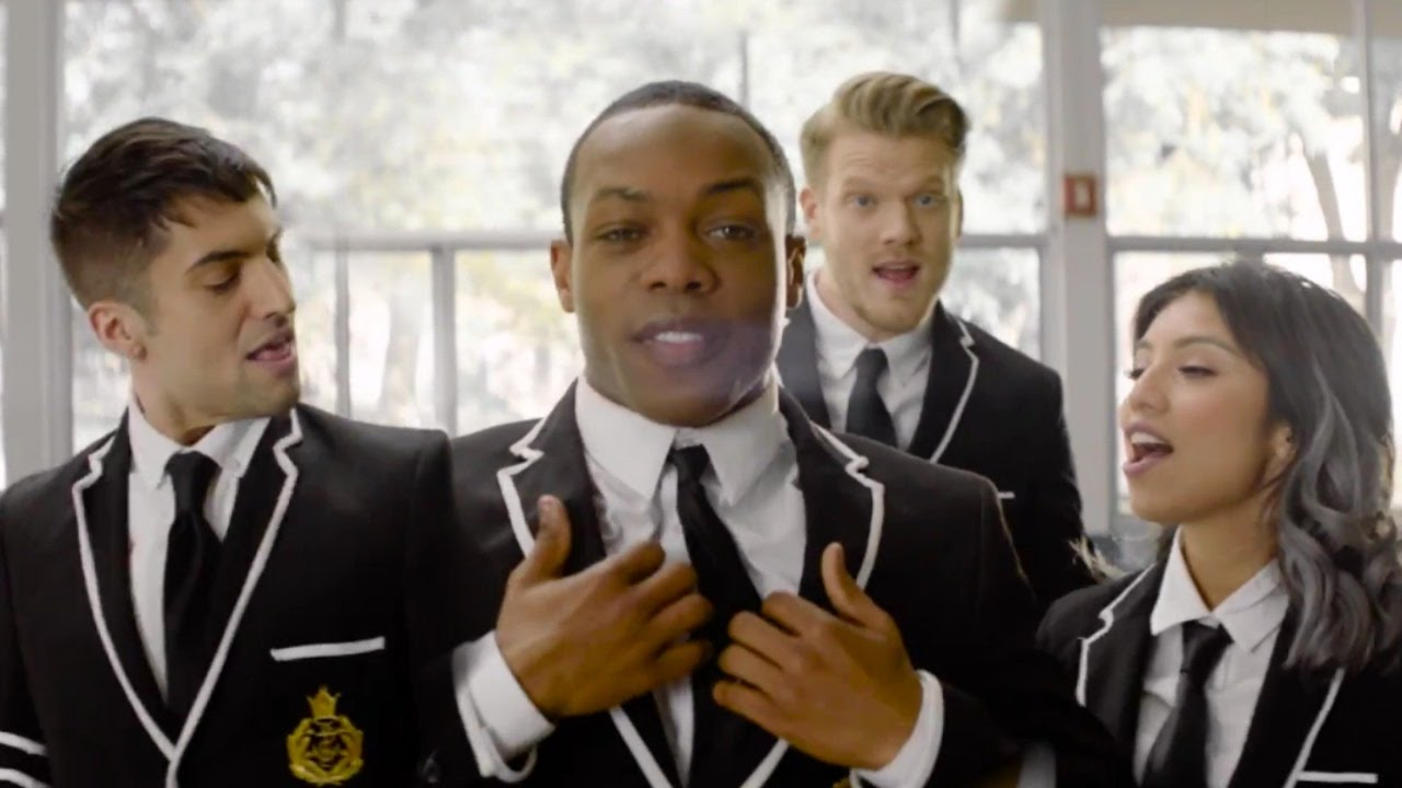 Tunes Around Camp : Black & White - Todrick Hall Ft Superfruit  :