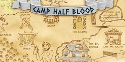 Meeting Camp Half-Blood